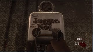 BO2 Zombies: Fastest way to get Juggernog in TranZit! (Green R…