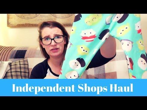 Independent Shops Haul