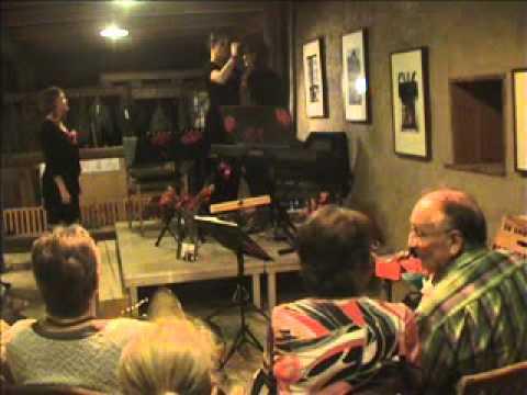 Trio Klatschmohn spielt im Eulensteinschen Hof, Teil I
