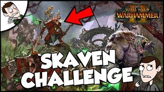 Video Total War WARHAMMER 2 Skaven Clan Rats Only Challenge Gameplay download MP3, 3GP, MP4, WEBM, AVI, FLV Agustus 2017