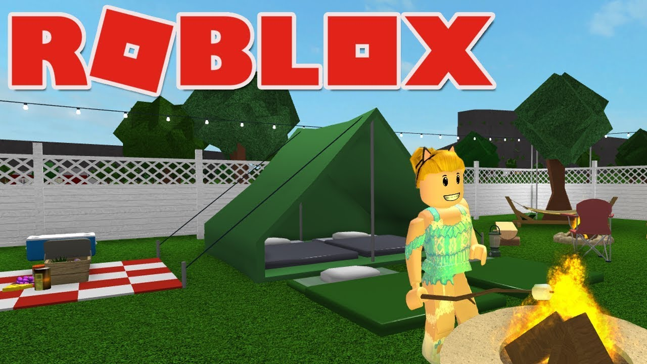 New Update Roblox Welcome To Bloxburg Beta New Camping