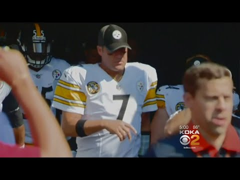 Steelers QB Ben Roethlisberger: