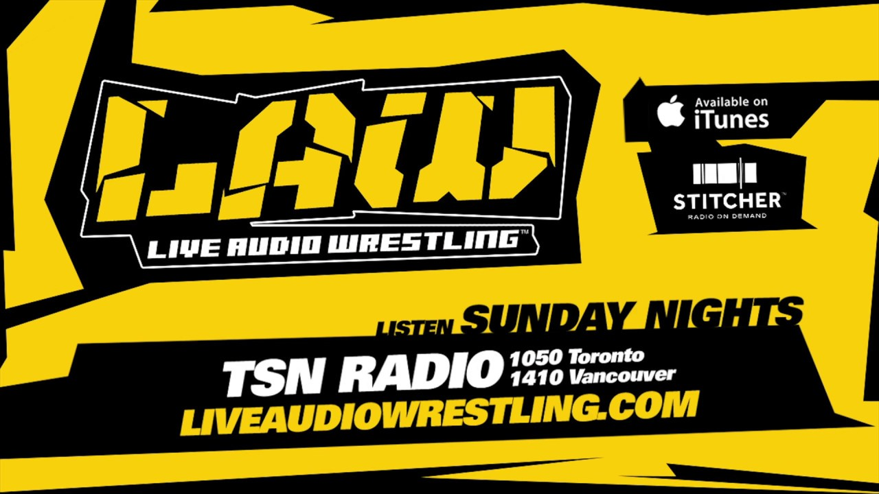 Welcome to The LAW: Live Audio Wrestling - YouTube