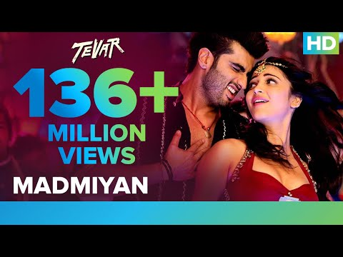 Madamiyan (Uncut Full Video Song) | Tevar | Arjun...