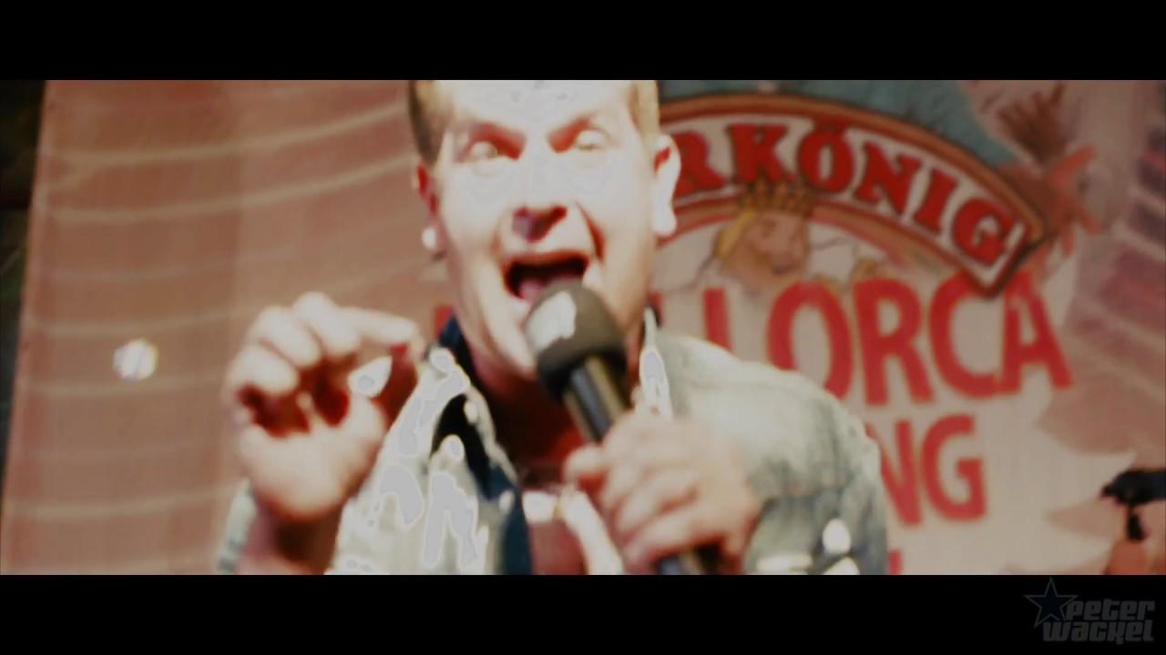 Ich verkaufe meinen Körper - Peter Wackel (offizielles Musikvideo) #1