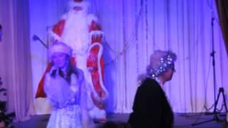 """песня-""""Валенки"""" и Супер Дед Мороз!"""
