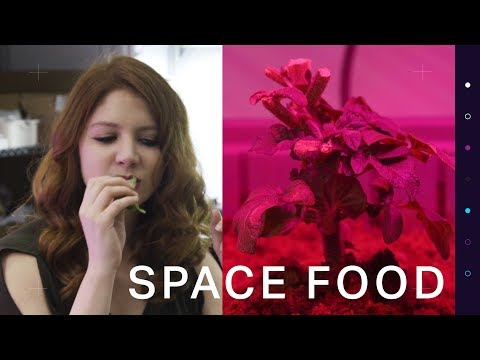 How astronauts can get a taste of steak in space