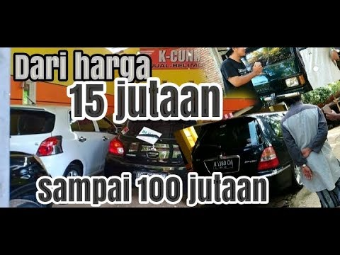 Review Daftar Harga Pasar Jual Beli Mobil K Cunk Motor Tulungagung Jatim Youtube