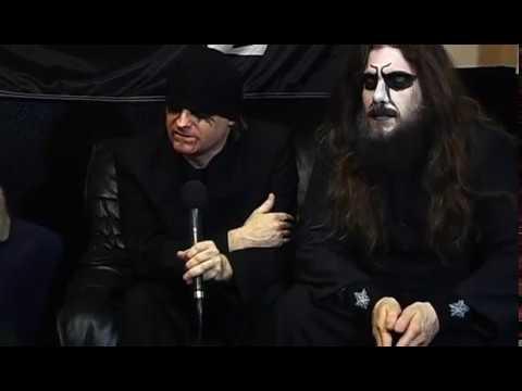Celtic Frost - Tom Warrior und Martin Eric Ain im Interview 2007