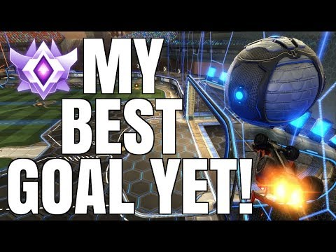 MY BEST GOAL EVER??? TURTLE AIR DRIBBLE FLIP RESET! | GRAND CHAMPION 2V2