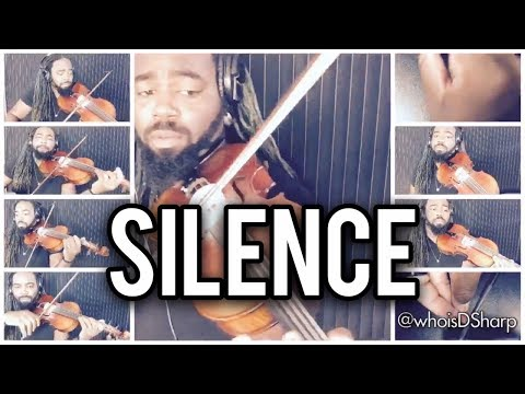 Silence (Violin Version) | Marshmello ft....