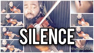 Silence (Violin Version) | Marshmello ft. Khalid