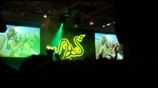 Gamescom 2010 Razer Pt. 1