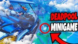 NIEUWE DEAD POOL MINIGAME?! | Fortnite Minigames Playground