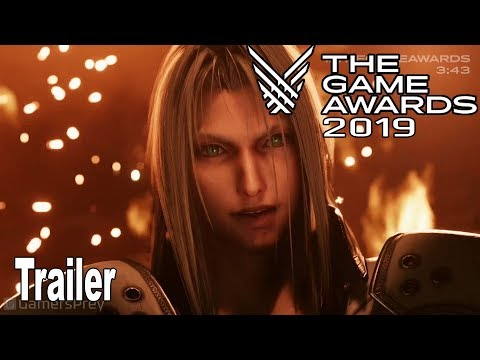 Final Fantasy VII Remake - The Game Awards 2019 Trailer [HD 1080P]