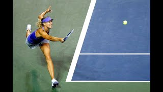 Maria Sharapova vs Heather Watson Highlights - Tokyo 2012 2nd round