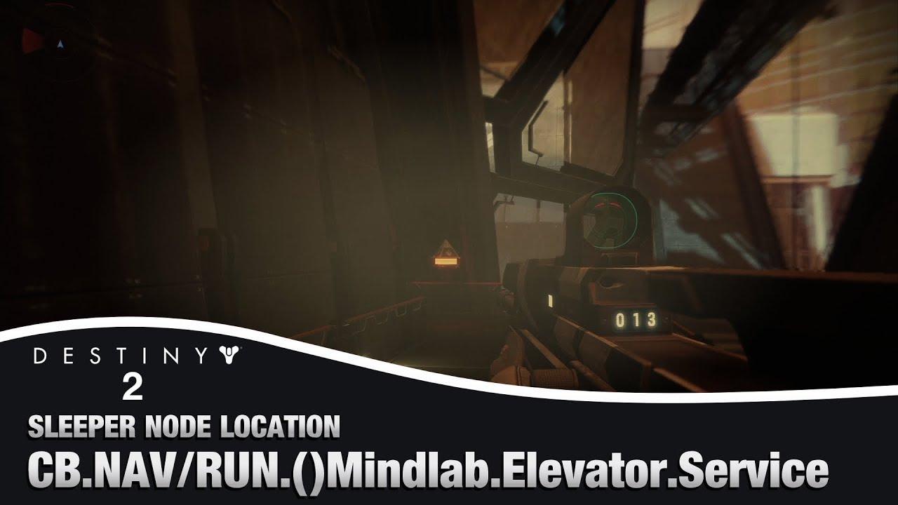 destiny 2 mindlab elevator service
