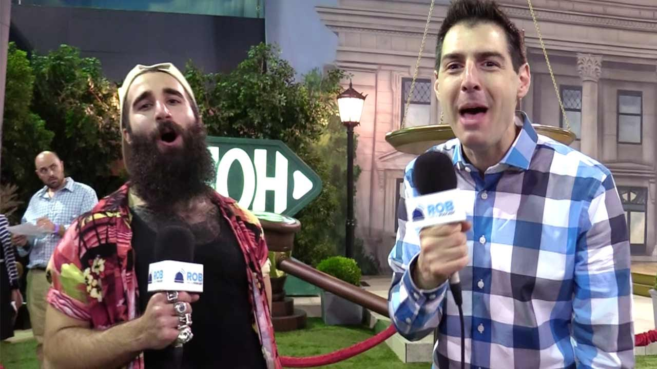 Marvelous Big Brother Backyard Interview Jeff Part - 4: BB18 Finale Backyard Interviews Big Brother 2016 Full Cast + Julie Chen  9/21/16 | Big Brother Update - YouTube