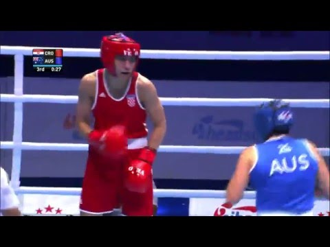 2016 AIBA Women's World Boxing Championships -Session 4A