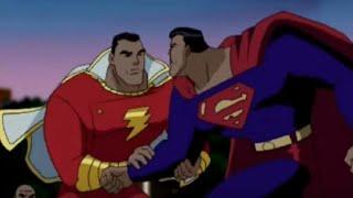 Shazam Vs Superman|Who is Stronger