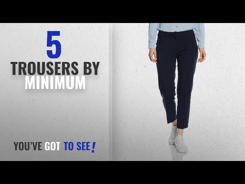 Top 10 Minimum Trousers [2018]: minimum Women's Halle Trouser