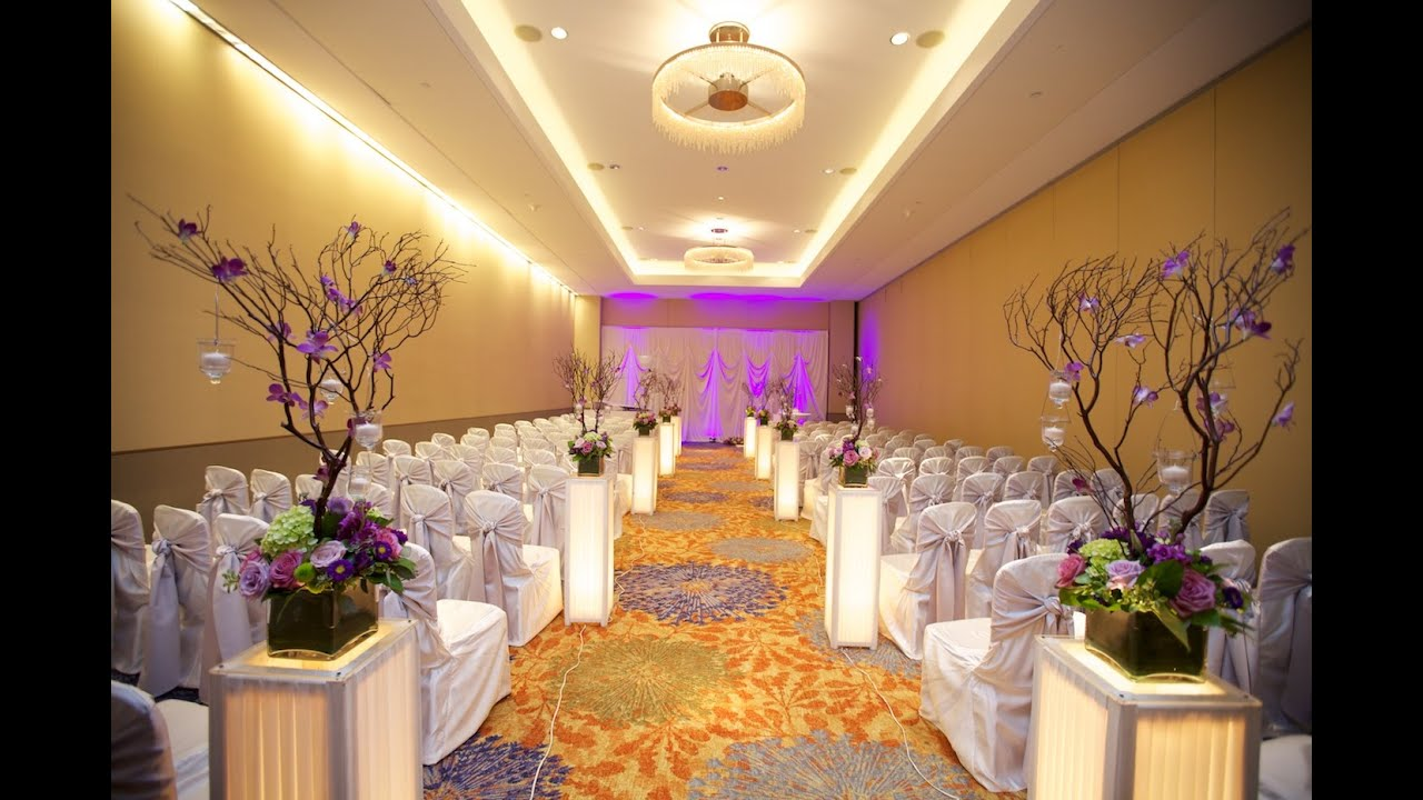 Montreal Wedding Decorations Supplies Rental Decor Mariage
