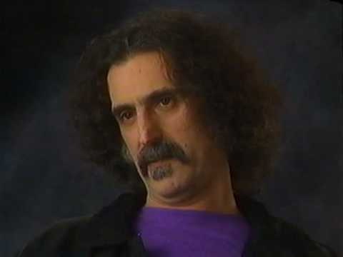 Frank Zappa - Lost Interview - Early Influences (1-7)