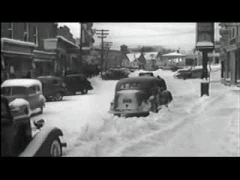 Winter 1941, Exeter NH