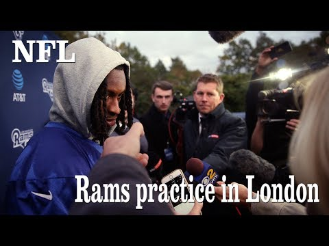 The Rams Will Play the Arizona Cardinals in London  | Los Angeles Times