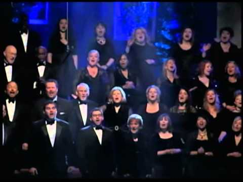 Jesus At The Center - Christ Church Choir 2012 Christmas Concert - Jenn Helvering, Dylan Anderson