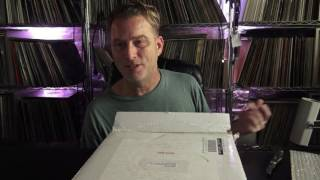 Record Unboxing - Discogs Crate Dig November 2016