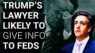 Trump Lawyer Likely Flipping As His Own Lawyers Quit