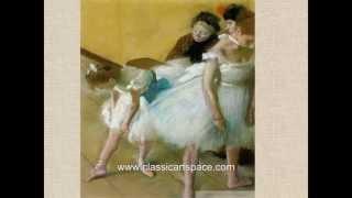 Art Works of Edgar Degas