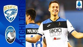Brescia 0-3 Atalanta | Pasalic fa doppietta, la Dea torna a vincere | Serie A