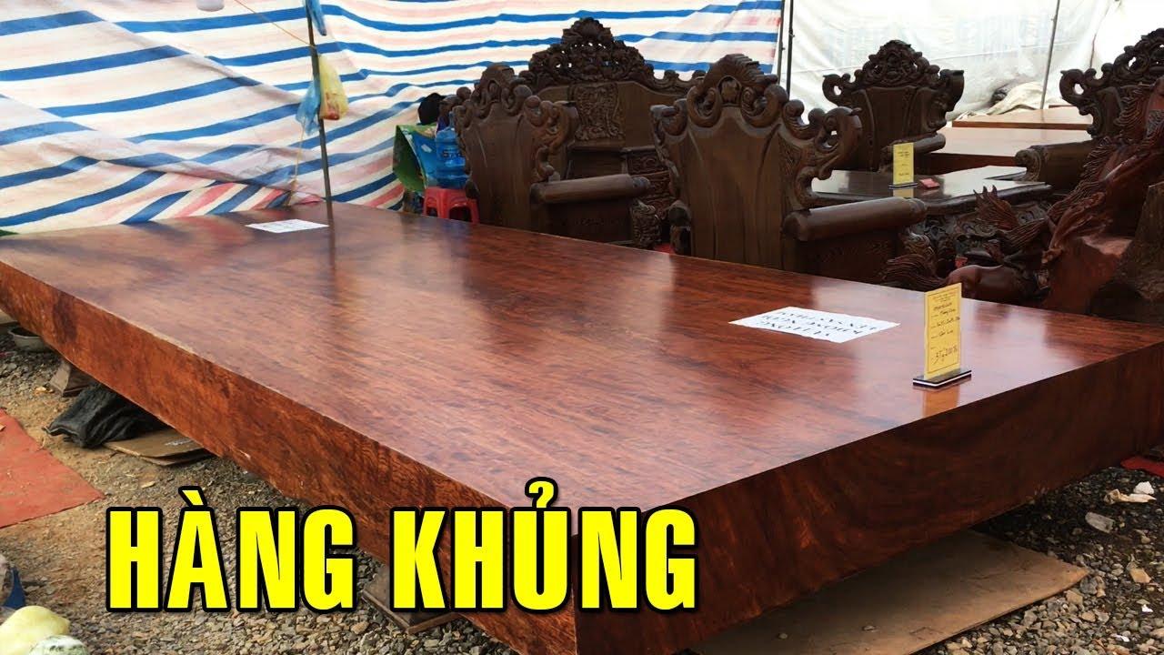 Tấm phản gỗ HOÀNG GIA lớn nhất Việt Nam