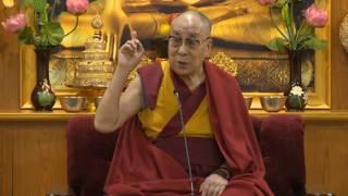 Далай-лама и студенты. Вопросы и ответы