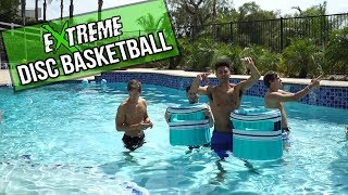 EXTREME CAN JAM BASKETBALL! CRAZY BELLY FLOP! w/ JesserTheLazer, TDPresents, Mopi