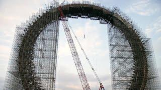 В Дубае построили самое большое колесо обозрения в мире