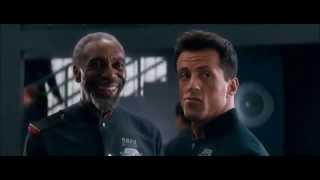 Demolition Man - The Three Seashells