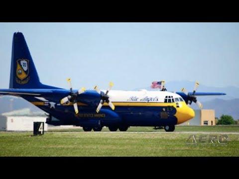 Airborne 05.28.19: Tamarack Grounding, 'Fat Albert' Retires, UFO Report