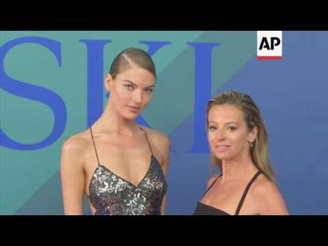 Heidi Klum, Nicole Kidman, Bella and Gigi Hadid, more arrive at annual CFDA Awards, honoree Gloria S