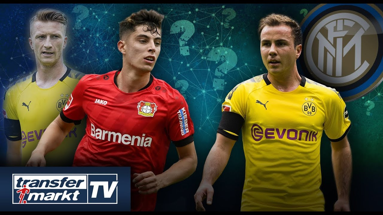 Reus will Havertz zum BVB lotsen – Inter Mailand an Götze dran? | TRANSFERMARKT