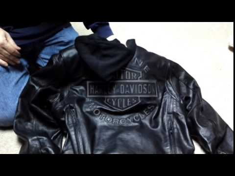 Harley Davidson Motorcycle (road warrior 3-in-1) and wileyX ...