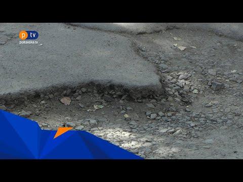 PTV Полтавське ТБ: Вузьку пообіцяли відремонтувати, а на дорогу на Петра Ротача кошти не спрямували