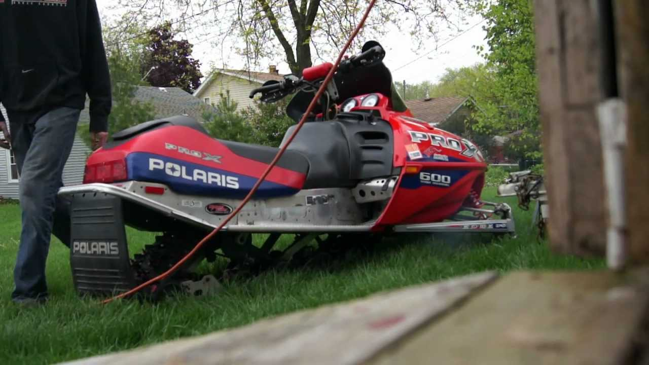 2003 Polaris Pro X 600 For Sale