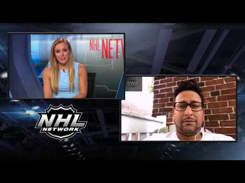 NHL Tonight:  Arpon Basu:  discusses the Max Pacioretty situation  Aug 30,  2018