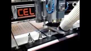 Tekcel Cnc Router - Routing A Ply Wine Rack