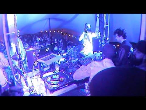 Jamie xx - Good Times, Dre Skull Remix (ft. Kranium & Assassin) - Live Carnival 2015