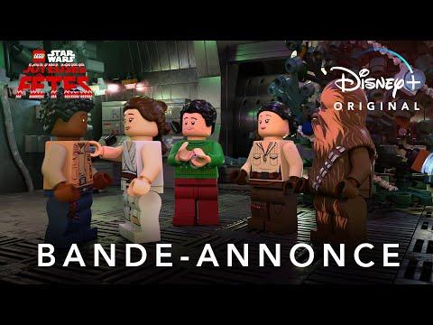 LEGO Star Wars : Joyeuses Fêtes - Bande-annonce (VOST) | Disney+