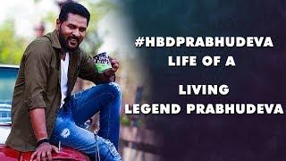 #HBDPrabhudeva Life of a Living Legend Prabhudeva - A Small Insight   Happy birthday Prabhudeva